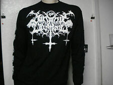 SATANIC WARMASTER.NEW. XL. LONG SLEEVE SHIRT.BLACK METAL.NARGAROTH