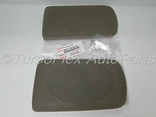 Toyota Camry 2002-2006 Genuine OEM Rear Speaker Grill Cover Beige 04007-521AA-E0