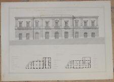 RICORDI DI ARCHITETTURA STABILIMENTO INDUSTRIALE ABITAZIONI INDUSTRIA 1882