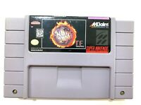 NBA Jam Tournament Edition SUPER NINTENDO SNES Game - Tested Working Authentic!