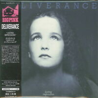 DELIVERANCE-LASTING IMPRESSIONS-IMPORT MINI LP CD WITH JAPAN OBI Ltd/Ed G09