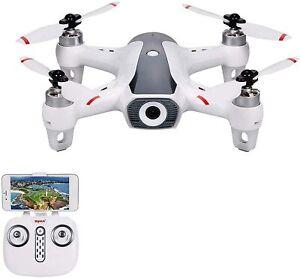 Drone SYMA W1 PRO Explorer. Drone radiocontrol cámara 4K, GPS, WIFI 5G FPV