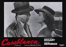 CASABLANCA Movie POSTER 11x14 G Humphrey Bogart Ingrid Bergman Paul Henreid