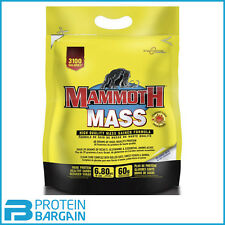 Interactive Nutrition - Mammoth Mass 6800 Grams Strawberry