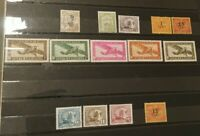 Indochine 1931 / 14 timbres TBE Neuf* Poste Aérienne / Taxe / Stamp Airmail