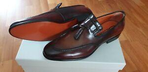 Santoni mens shoes