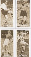 MANCHESTER CITY DON REVIE Star Footballers No.10 Trade Card Mint
