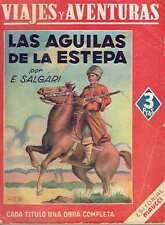 Las aguilas de la estepa Emilio Salgari.