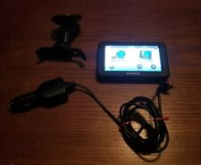 Garmin Nuvi 40 4.3-inch Portable GPS Navigation Charger mount bundle