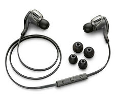Plantronics BackBeat GO 2 Wireless Bluetooth Stereo Earbuds Samsung S7 BLACK N/O