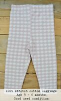 Baby Boys Girls Shorts Trousers Leggings Multi Choice Listing Age 0 - 36 Months