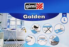 Gimi Golden Bügeltisch Metall Weiß Bügelbrett Bügelstation Bügel Tisch SM661 B