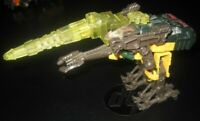 Vintage Transformers Energon Figure Hasbro Insecticon W Instructions Complete