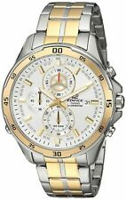 Casio Edifice Men's Quartz Chronograph Illuminator 48mm Watch EFR547SG-7A9V