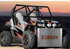 POLARIS RZR XP 900 CBR PERFORMANCE RADIATOR CUSTOM OEM
