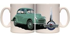 Morris Minor 2 door split screen 11oz ceramic mug Moggy classic Retro Old School