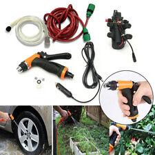 12V 100W 160PSI High Pressure Car Electric Washer Auto Wash Pump Portable Set