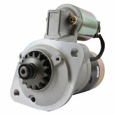 New starter motor suits Vetus M2.04, M2.06, M2.C5, M2.D5, M3.09, M3.28 engines