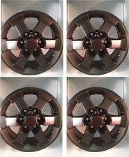 """Set of 4 16"""" TOYOTA FJ TRD CRUISER 4RUNNER TACOMA STYLE WHEELS RIMS - BRAND NEW"""