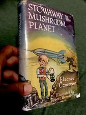 Stowaway To The Mushroom Planet Signed 1st Edit. Dustjacket