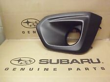 Genuine OEM Subaru Impreza Fog Light Cover W/O Insert - 2012 - 2014 (57731FJ010)