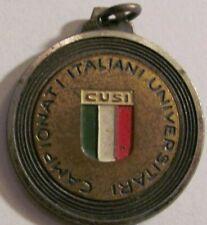 Italian University Championships / Campionati Italiani Universitari medal Torino