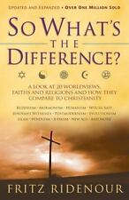 So What's the Difference by Fritz Ridenour (2001, Paperback, Revised)