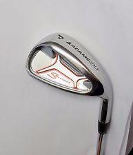 Adams Golf Speedline Plus Pitching Wedge Uniflex Steel Shaft Adams Grip