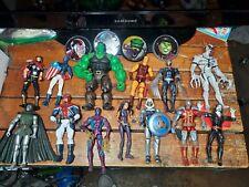 Marvel Legends 13 figure Lot w/ Accessories