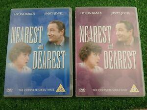 Nearest And Dearest - Series Two & Three DVD