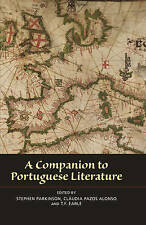A Companion to Portuguese Literature by Boydell & Brewer Ltd (Hardback, 2009)