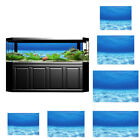 PVC 3D Klebeplakat Meerwasserbild für Aquarium Hintergrund Hintergrund