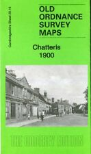 DETAILED ORDNANCE SURVEY MAP CHATTERIS, NEAR MARCH WITH FREE UK P&P