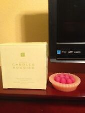 Avon Candles Bougies Fruit Pie Candle - Raspberry - 2001