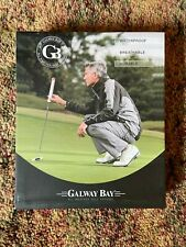 Galway Bay All Weather Golf Apparel - NEW in Box Waterproof Breathable Durable