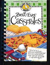Gooseberry Patch Best Ever Casseroles Spiral Hardcover