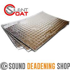 Silent Coat Sound Deadening 2mm Large Bulk Pack 40 Sheets 375x250mm - 3.75sq.m