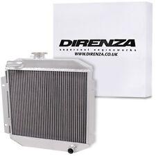 DIRENZA ALUMINIUM ALLOY RACE RADIATOR RAD FOR FORD ESCORT MK2 RS2000 50MM