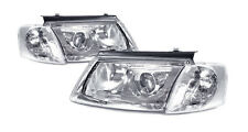 DEPO 98-00 VW Passat B5 Euro Projector Headlight + Clear Corner Signal Lights