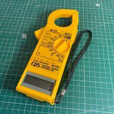 CPS AC-610 Digital Clamp Meter AC DC