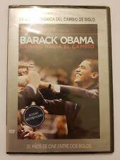 Barack Obama:Camino hacia el cambio HBO documentales DVD pelicula nueva/español