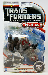 Transformers - Dark of the Moon - Deluxe Class - Laserbeak - ca. 11cm lang