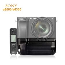 MK-A6300 Pro 2.4G Wireless Control Battery Grip fr Sony E NEX ILCE 6300/6000