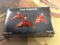 40K Warhammer Eldar Windriders NIB Sealed
