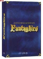 Fantaghiro' Cofanetto (10 Dvd) MUSTANG ENTERTAINMENT