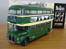 Corgi los Beatles Liverpool Corporation AEC Routemaster Bus RM Modelo 35006 1:50