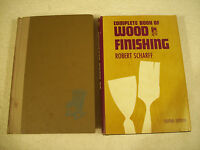 Complete Book of Wood Sanding Scharff The Furniture Doctor Grotz 1-2F