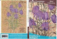 Anita Goodesign Fritillaria 4 Mellagris Embroidery Machine Design CD NEW 69MAGHD