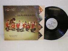 DOBRADOS Dia De Parada LP Alta Fidelidade 40021 vinyl album VG+ Brazil IMPORT