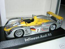 Minichamps Audi R8 24h LE MANS 2002 , 1:43 , #2